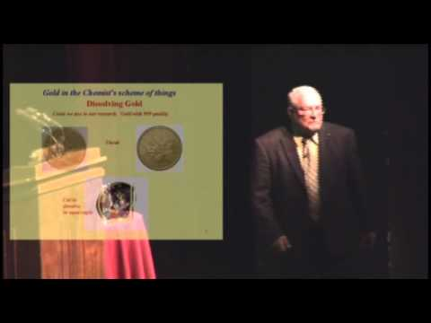 Professor John Fackler - Gold: A Special Metal from Antiquity - FYP Lecture Series