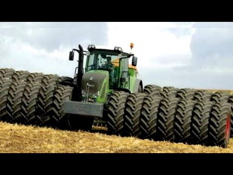खेती की इस मशीन ने पूरे भारत में मचा दिया तहलका || 10 Modern Technology Agriculture Huge Machines