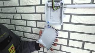 Deckelhalteband / Retaining strap