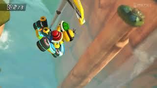 Mario Kart 8 TV - Shy Guy Falls (50cc)
