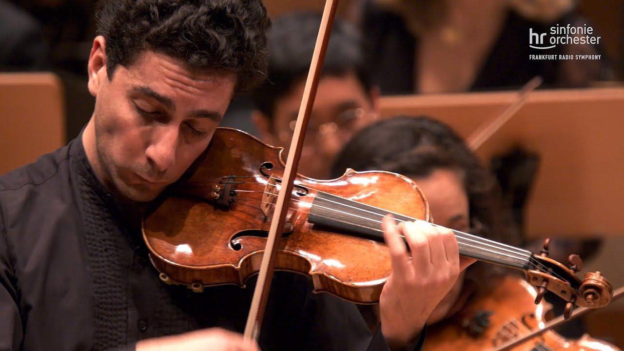 Brahms: Violinkonzert ∙ hr-Sinfonieorchester ∙ Sergey Khachatryan ∙ Andrés Orozco-Estrada