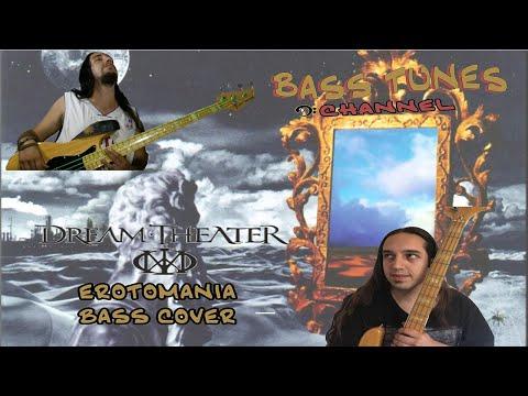 Dream Theater - Erotomania - Bass cover