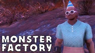 "Monster Factory: Nothing will stop ""Slimeburger"" from going to Camden Park"