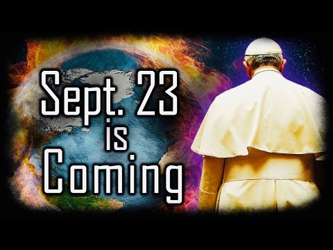 Breaking Prophecy Red Alert: Amazon's Burning, Planet Melting, Pope Warning & Sept. 23 is Coming!!