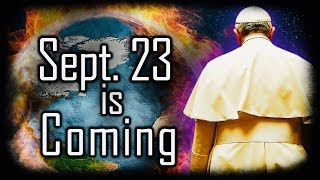 Breaking Prophecy Red Alert: Amazon's Burning, Planet Melting, Pope Warning \u0026 Sept. 23 is Coming!!
