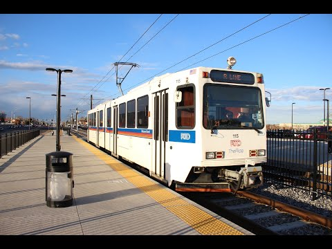 Denver RTD - Light Rail Compilation