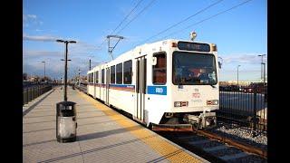 Denver RTD - Light Rail Compilation Part I