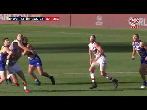 Round 10 AFL - West Coast Eagles v GWS Giants Highlights