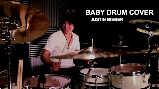 Ricky - JUSTIN BIEBER - Baby Ft. Ludacris (Drum Cover)