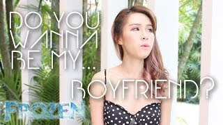 FROZEN COVER - Do you wanna be my Boyfriend??