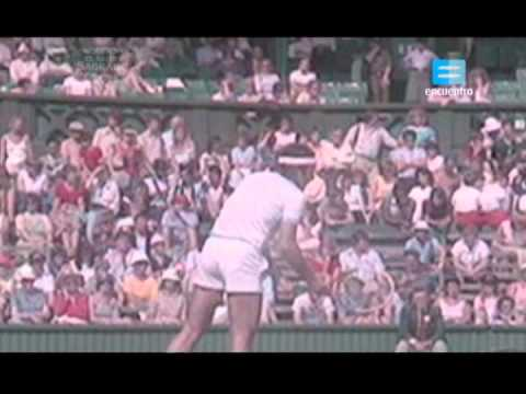 Grandes del Deporte Argentino: Guillermo Vilas - Tenis