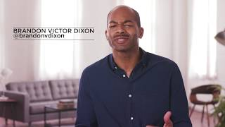 How To: Use LAB SERIES Post-Shave with Brandon Victor Dixon