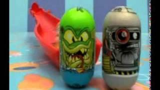 Крутые Бобы / Mighty Beanz - www.silverlit-toys.ru