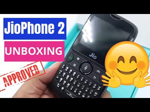 Jiophone 2 Unboxing and its Features