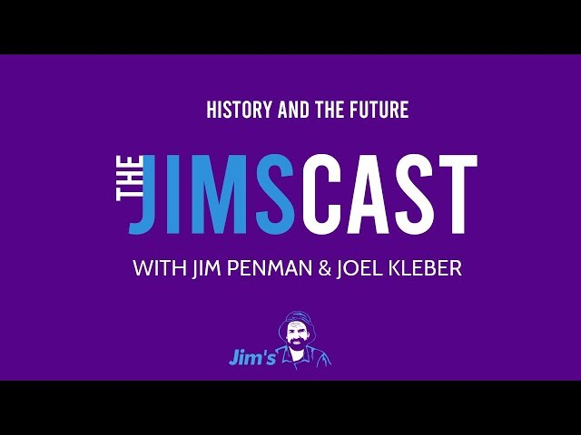 Jim Penman speaks with Joel Kleber about the hope for his research and number one passion in life