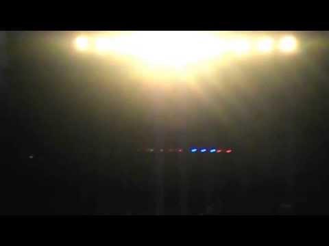 Jason Aldean Entrance Night Train 2013