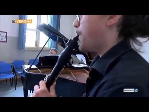 Musicisti sotto esame - Servizio di Telenuovo 19.06.2015