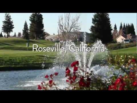 Living in Roseville, CA - City Tour