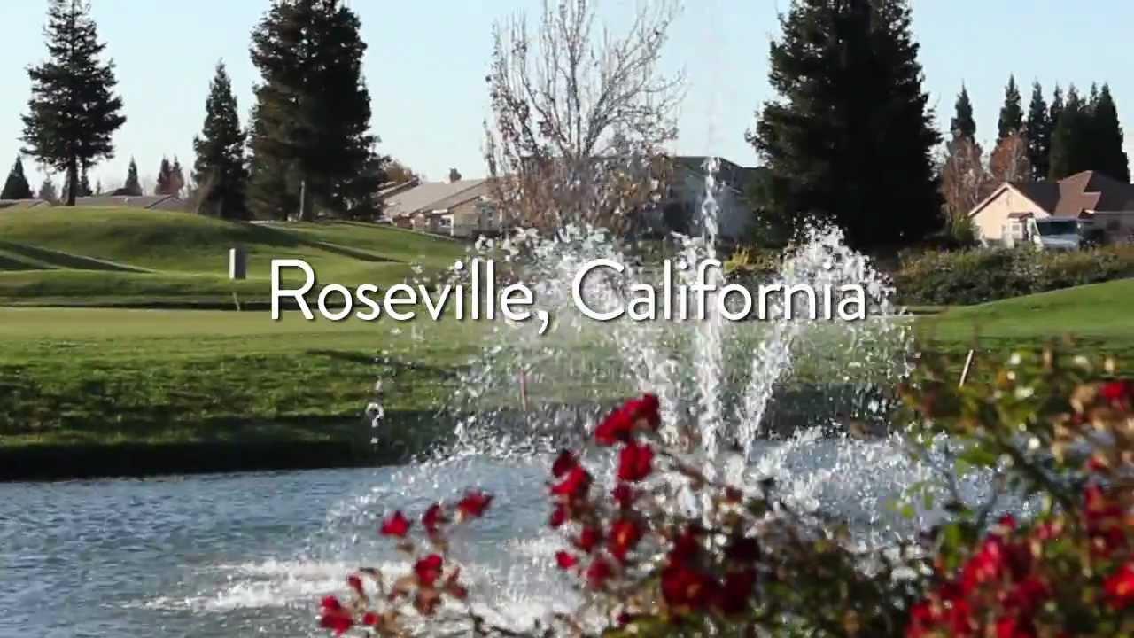 living in roseville  ca - city tour