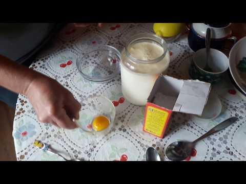 Чудо-маска турецкая с яичным желтком. Кожа преображается
