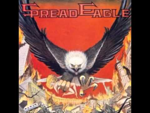 Spread Eagle Broken City