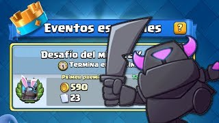 REVENTANDO EL DESAFIO DEL Mini PEKKA | Clash Royale
