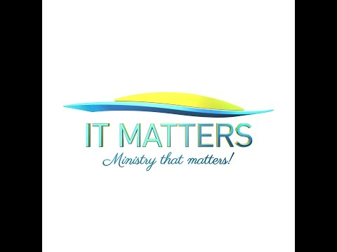 It Matters TV: There's a Testimony in the Midst of Your Trial