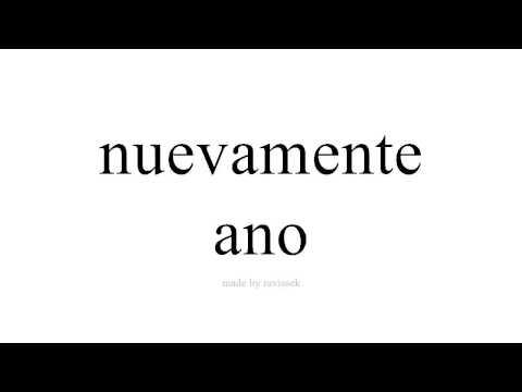 Ako Spanish   ano