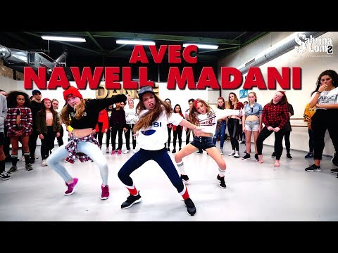 Street Dance PERFORMANCE des enfants devant Nawell Madani  Ain't Nobody Chaka Khan  Amazing kids