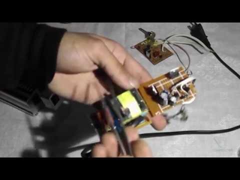 Импульсные зарядные устройства своими руками