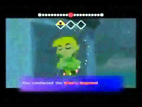 The Legend of Zelda - Wind Waker: Treasure Chart 29