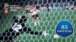85 DAYS TO GO! Brehme on the Spot for West Germany
