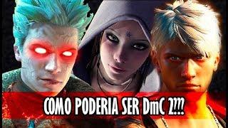 Como seria DmC Devil May Cry 2?