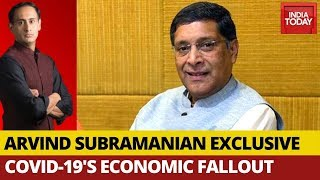 COVID-19 Impact On Economy & How To Revive It?: Arvind Subramanian In Conversation With Rahul Kanwal