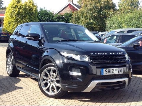 Land Rover Range Rover Evoque 2.2 SD4 Dynamic sold by CMC-Cars, Near Brighton, Sussex