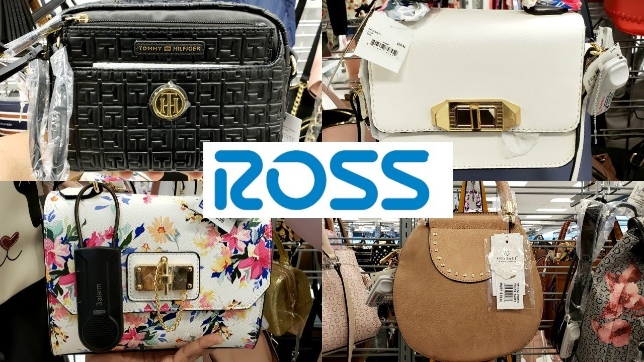 0ebb68ac6590 Ross DRESS FOR LESS designer HANDBAGS * SHOP WITH ME * PURSE ...