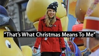 """That's What Christmas Means to Me"" - Jennette McCurdy (Official Video) [Download]"