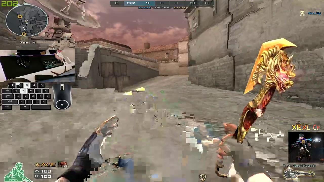 CF XIEXL: Search&Destroy BlackWidow Rank Match Master 2 GamePlay