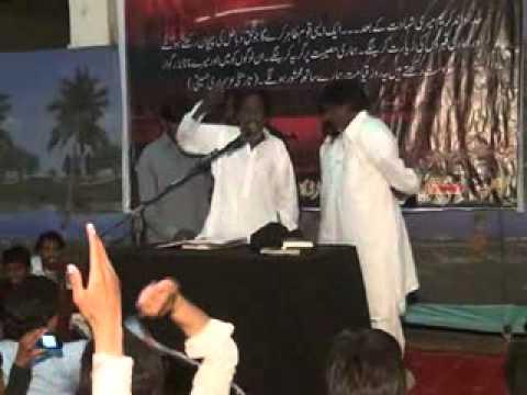 Zakir abid hussain abdi jalsa zakir ikram arshad 30 april2014mojianwala part 2 thumbnail