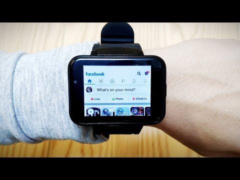 Smartwatch DM98 : Lướt FACEBOOK, xem YOUTUBE, chơi GAME ???
