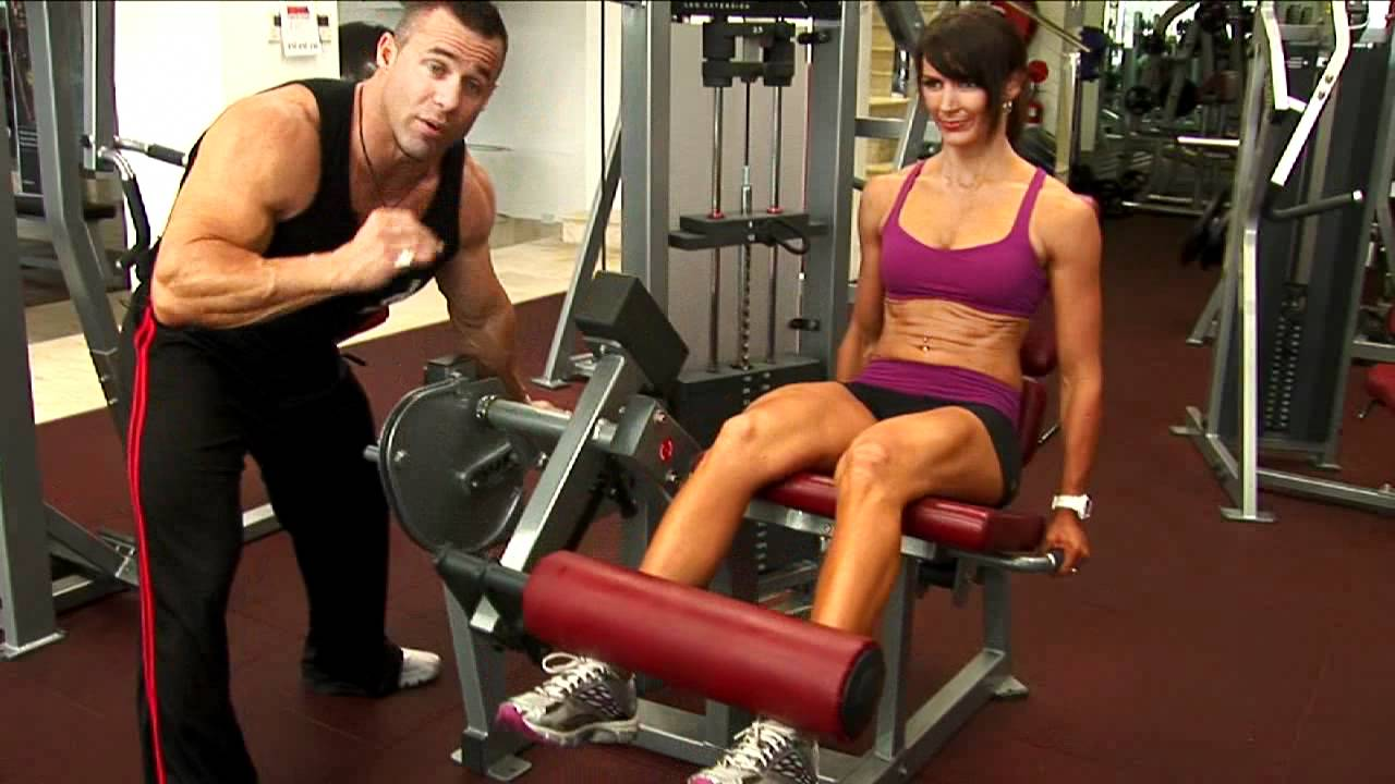 Best leg extension machine reviews is it really worth it
