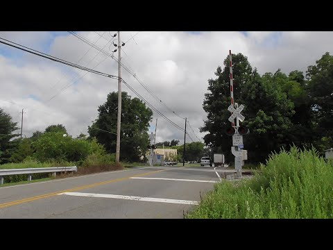 Beaver Brook Road Crossing Overview