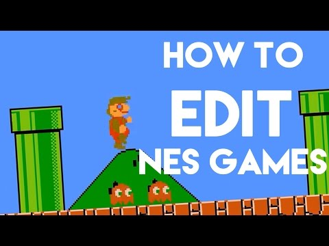 How to Hack NES Games: Editing Graphics
