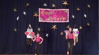 Darling Aankhon Se Aankhen Dance by Neha & Tanvi 2012