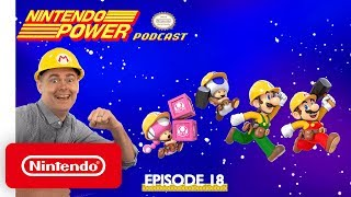 Super Mario Maker 2: Tips from Nintendo Treehouse! | Nintendo Power Podcast