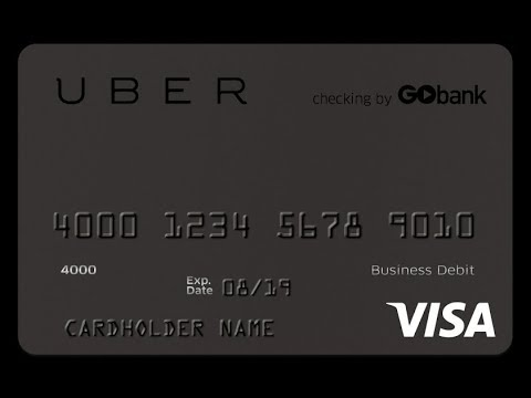 Uber to Launch Their Own Credit Card