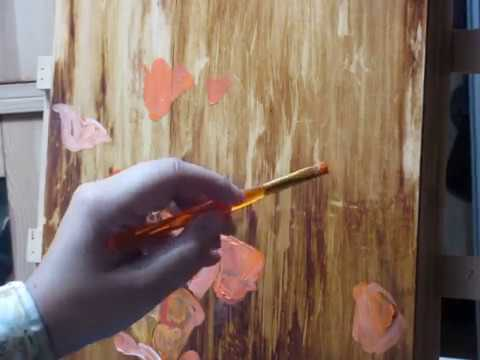 Painting Wildflowers