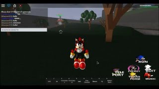 ROBLOX [SONIC PR ALL THE SWORDS AND THE BONE]