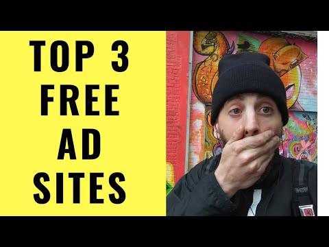 Top 3 Free Classified Ad Sites 2019