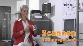 Brasi ScanBot - Mehr Büro braucht kein Mensch.